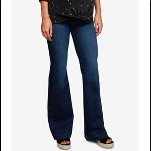 7 Seven for all mankind maternity jeans